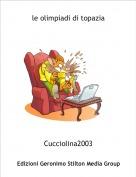 Cucciolina2003 - le olimpiadi di topazia