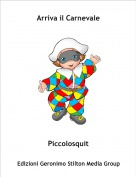 Piccolosquit - Arriva il Carnevale