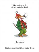 Rododea - Geronimo e il Mostro delle Nevi