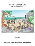 breka - EL MISTERIO DE LAS PROFUNDIDADES