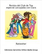 Ratiesther - Revista del Club de Tea especial carcajadas con Clara