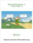 Retinita - Una noticia buena :-)Y otra mala :-(