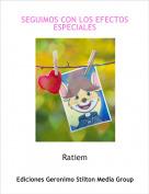 Ratiem - SEGUIMOS CON LOS EFECTOS ESPECIALES