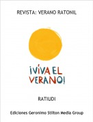 RATIUDI - REVISTA: VERANO RATONIL