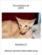 RatoMary12 - Encantadora degatos