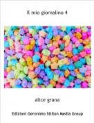 alice grana - Il mio giornalino 4