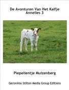 Piepelientje Muizenberg - De Avonturen Van Het KalfjeAnnelies 3