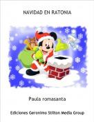 Paula romasanta - NAVIDAD EN RATONIA