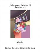 Alexia - Halloween, la festa di Benjamin.
