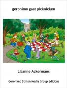 Lisanne Ackermans - geronimo gaat picknicken