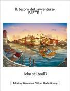John stilton03 - Il tesoro dell'avventura-PARTE 1