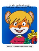 Bibliotopo!! - La mia storia a fumetti dedicata a Makimass(x T.M.S)