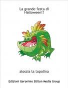 alessia la topolina - La grande festa di Halloween!!