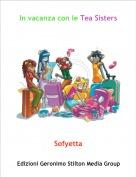 Sofyetta - In vacanza con le Tea Sisters