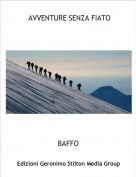 BAFFO - AVVENTURE SENZA FIATO