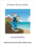 ISLA RATONESCA - El tesoro de las sirenas