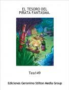 Tea149 - EL TESORO DELPIRATA FANTASMA.
