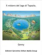 Genny - Il mistero del lago di Topazia.