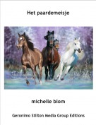 michelle blom - Het paardemeisje