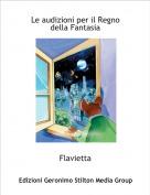 Flavietta - Le audizioni per il Regno della Fantasia
