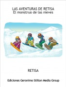 RETISA - LAS AVENTURAS DE RETISAEl monstruo de las nieves