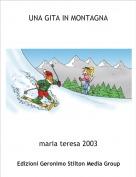 maria teresa 2003 - UNA GITA IN MONTAGNA