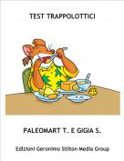 PALEOMART T. E GIGIA S. - TEST TRAPPOLOTTICI