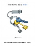 coca cola - Alla ricerca delle chiavi