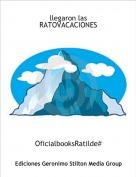 OficialbooksRatilde# - llegaron lasRATOVACACIONES