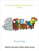 Piccola topa - Le e-mail dai topini del sito 1 parte