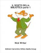 Nick Writer - IL SEGETO DELLA BIBLIOTECA