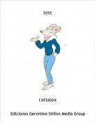 ratialex - test
