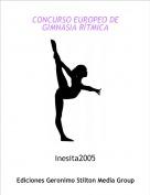 inesita2005 - CONCURSO EUROPEO DE GIMNASIA RÍTMICA