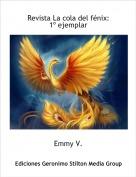 Emmy V. - Revista La cola del fénix:1º ejemplar