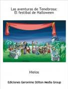 Hielos - Las aventuras de Tenebrosa: El festibal de Halloween