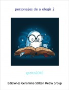 gatito2010 - personajes de a elegir 2