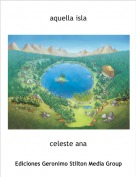 celeste ana - aquella isla
