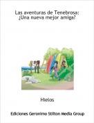 Hielos - Las aventuras de Tenebrosa:¿Una nueva mejor amiga?