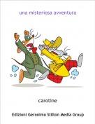carotine - una misteriosa avventura