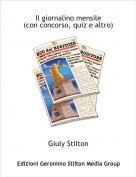 Giuly Stilton - Il giornalino mensile(con concorso, quiz e altro)