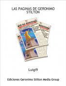 Luigi9 - LAS PAGINAS DE GERONIMO STILTON