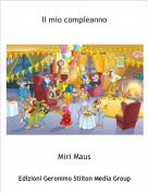 Miri Maus - Il mio compleanno