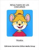 TRIARIA - RESULTADOS DE LOS CONCURSOS