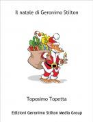 Toposimo Topetta - Il natale di Geronimo Stilton