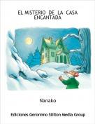 Nanako - EL MISTERIO  DE  LA  CASA  ENCANTADA