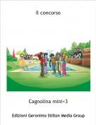 Cagnolina mini<3 - Il concorso