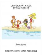 Bentopina - UNA GIORNATA ALLA SPIAGGIA!!!!!!!!