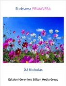 DJ Nicholas - Si chiama PRIMAVERA