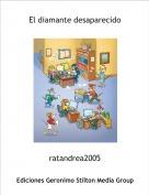 ratandrea2005 - El diamante desaparecido
