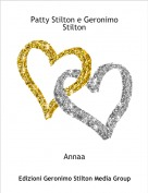 Annaa - Patty Stilton e Geronimo Stilton